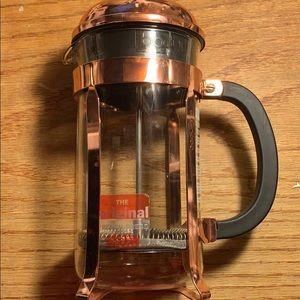Bodum the original french press for a perfect cup